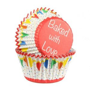 uweigh baked with love baking cases buting print