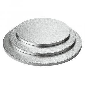 uweigh cake boards round drum