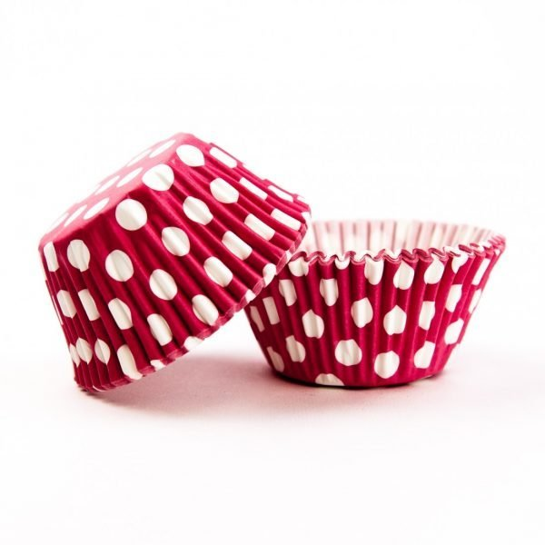 uweigh spotty red baking cases
