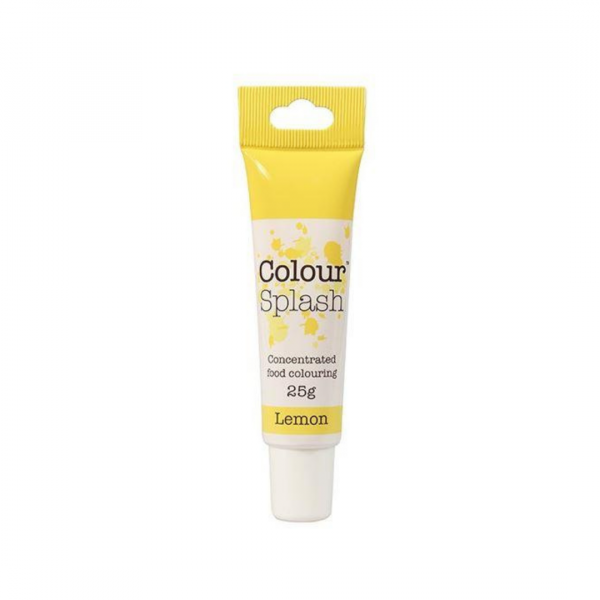 uweigh colour splash lemon
