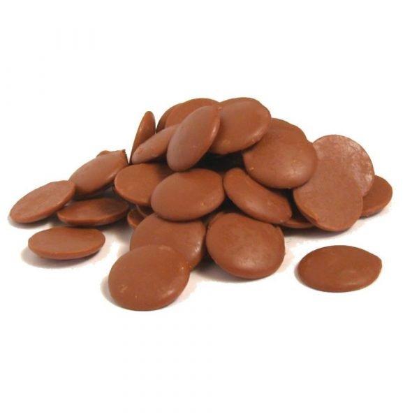 uweigh Belgian Milk chcolate Drops