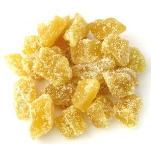 uweigh dried crystallised ginger