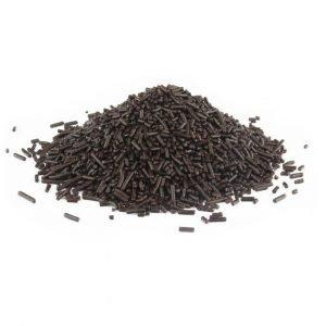 uweigh Vermicelli Dark chcolate sprinkles