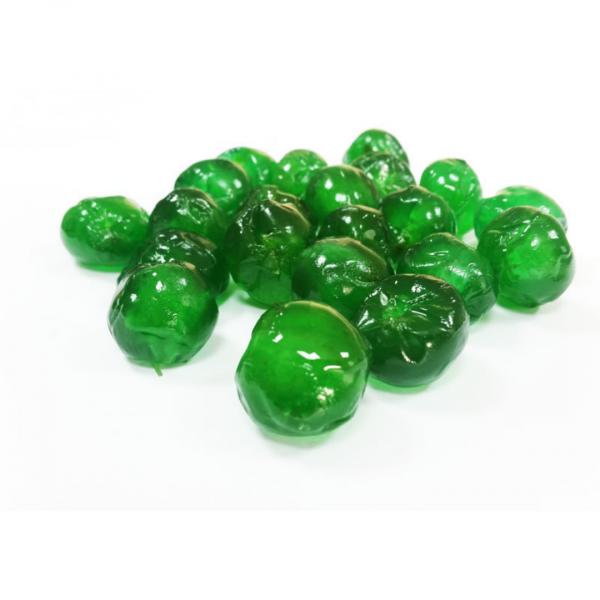 uweigh green glace cherries
