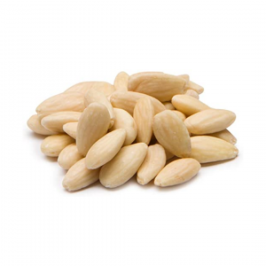 uweigh blanched almonds