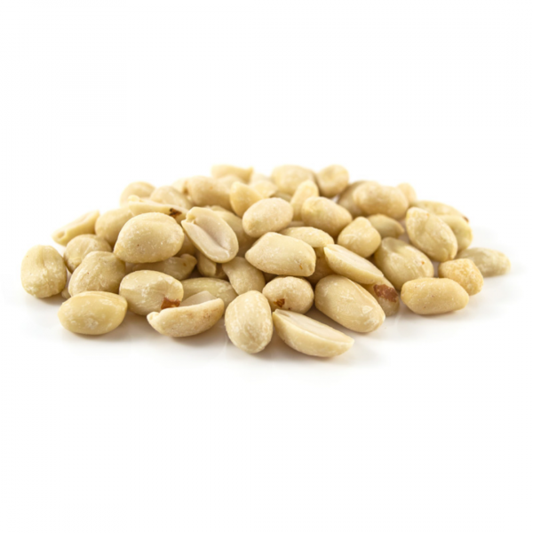 uweigh blanched peanuts