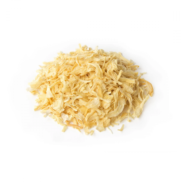 uweigh dried sliced onions
