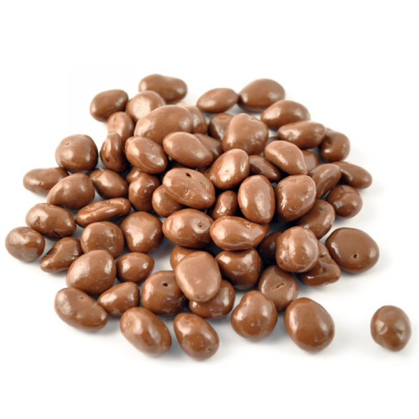 uweigh milk chocolate raisins