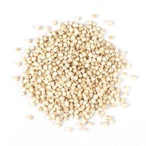 uweigh white quinoa