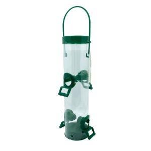 uweigh 4 port wild bird seed feeder