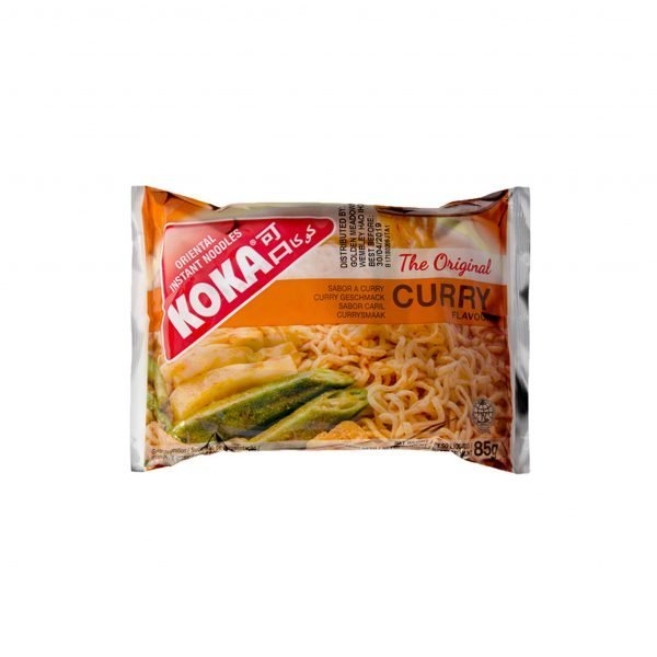 uweigh instant curry noodles