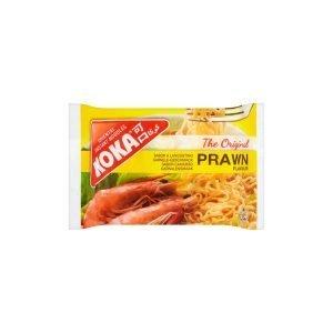 uweigh koka instant prawn noodles