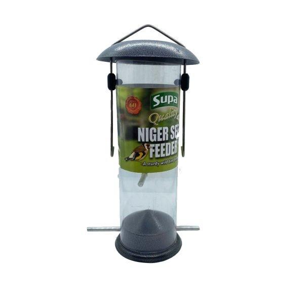 uweigh niger seed bird feeder supa