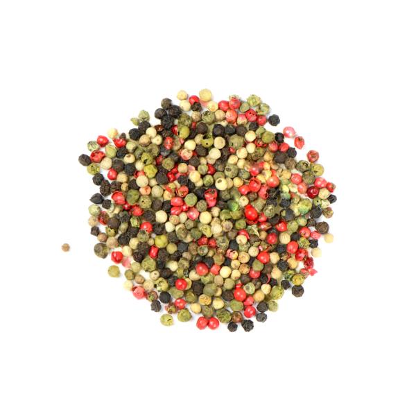 uweigh rainbow mixed coloured peppercorns