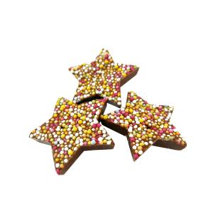 uweigh milk choclate flavoured stars